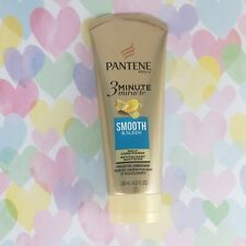 Pantene Pro-V 3 Minute Miracle Smooth & Sleek Daily Conditioner 6 Ounces