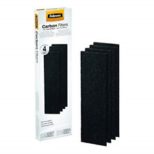 Fellowes DX5/DB5 Aeramax Carbon Filter - Small, Pack of 4