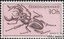 Tschechoslowakei 926 postfrisch 1955 Tiere