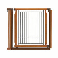 "New listing Richell Convertible Elite Autumn Matte Pet Door Panel, 33.9"" x 31.5"" x 1.4"""
