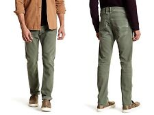 NEW DIESEL JEANS TEPPHAR in Green 0850Y Size 28x30 Slim-Carrot Cotton $198.00