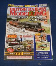 BRITISH RAILWAY MODELLING - DECEMBER 2011 VOLUME 19 NO.9 - DGC DAYS  GIFFORD ST