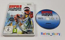 Nintendo Wii - Rapala Pro Bass Fishing - PAL - SRFP