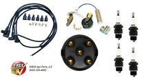 IGNITION TUNE UP KIT & COIL IH FARMALL 100 130 140 200 230 240 300 330 340 350