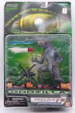 1998 Trendmasters Tornado Blast Godzilla vs Apache Copter figure set