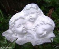 plaster,concrete 3 angels mold plastic mould