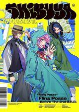 Hypnosis Mic Division Rap Battle CD Album Shibuya Division Fling Posse Japanese