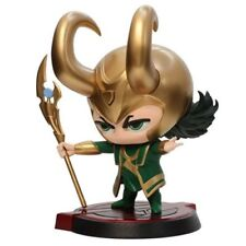 "Avengers: Age of Ultron 6"" Loki Hero Remix Bobble Head by Dragon Models"