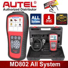 Autel MD802 Elite KFZ Alle Systeme OBD2 Diagnosegerät RDKS ABS SRS Motor Scanner