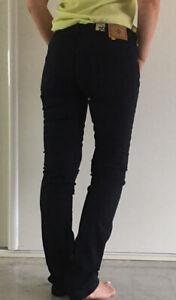 Jean Pantalon Toile Bleu Slim Modele Cassis CIMARRON W 30 38