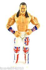 British Bulldog *Used* Wwe Classic Superstars Wwf Elite Wrestling Figure- s33