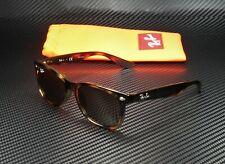 RAY BAN KIDS JUNIOR RJ9052S 152 73 New Wayfarer Havana Brown 47 mm Sunglasses