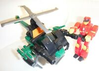 1990 Vintage G1 Transformers Action Masters OVER-RUN figure helicopter accessory