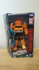 NEW - GRAPPLE Hasbro Transformers War for Cybertron Earthrise Autobot Grapple