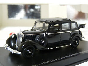 Esval EMGEMB43000000001A 1/43 1936 Mercedes-Benz 260D Pullman Resin Model Car