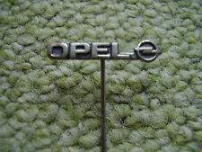 Pin Opel Rekord Kadett Corsa Astra Agila Adam Opel AG rüssel Home Main