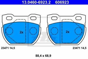 ATE (13.0460-6923.2) Bremsbeläge, Bremsklötze hinten für LAND ROVER