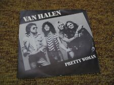 Van Halen/ Pretty Woman/ Warner Bros/ 1982/ Canada/ WLP Promo/ Picture Sleeve
