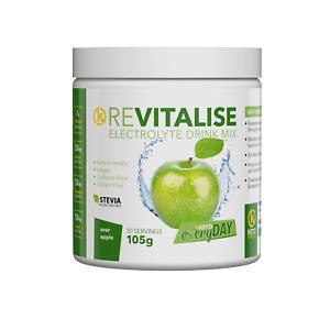 ReVitalise Electrolyte Drink 30 Servings - Green Apple