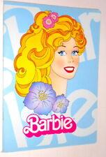 BARBIE 80s Mattel  italy notebook school - quaderno scuola mint