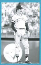 Jack Morris Detroit Tigers Vintage Baseball Postcard PP00508