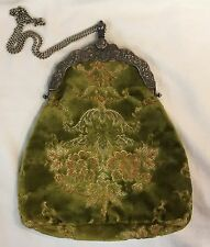 Vintage Tapestry Brocade PURSE by CARPETBAGS OF AMERICA