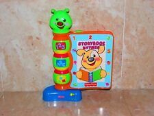 Fisher Price Musical Juguete Historia Libro Rhymes