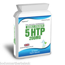 5HTP 200mg + Depression + Insomnia + Anxiety + Appetite Control + Serotonin