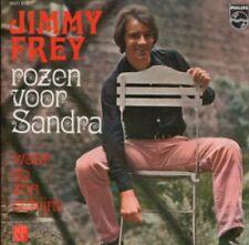 45T  Jimmy Frey – Rozen Voor Sandra