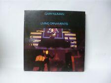 GARY NUMAN LIVING ORNAMENTS '79 AND '80 BEGGARS BANQUET BOX 1 (UK PRESS)