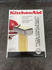KitchenAid Pasta Sheet Roller & Cutter Set Attachments 5KPRA