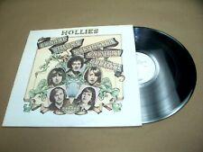 VINYL RECORD ALBUM,PROMO/DEMO,THE HOLLIES CLARKE HICKS SYLVESTER CALVERT ELLIOT