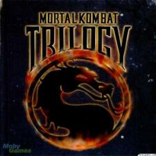 Mortal Kombat Trilogy PC CD 3 classic arcade fighters fighting power games set!