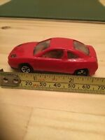 MAJORETTE 201 FIAT COUPE EXCELLENT CONDITION - VERY RARE DIECAST CAR