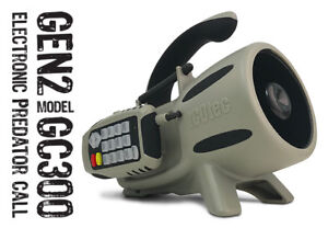 ICOtec GC300 Gen2 Electronic Call - Predator 12 Calls Hunting NEW!!