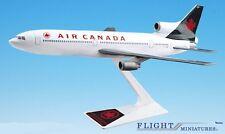 Air Canada (94-04) L-1011 Airplane Miniature Model Snap Fit Kit 1:250 ALK-10110I