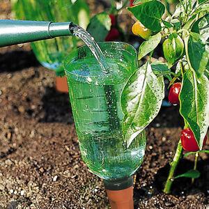 """Hochbeet Bewässerung PET-Flasche """"Hydro Cup"""" (5 Stk.)"""