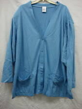 NWOT Womens Hanes Just My Size Lounge Jackets Size 5X