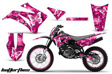 YAMAHA TTR 125 Graphic Kit AMR MX Racing # Plates Decal Sticker TTR125 08-13 BFW