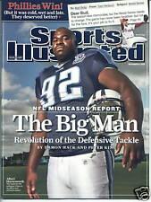 SPORTS ILLUSTRATED NOVEMBER 10, 2008 HAYNESWORTH COVER