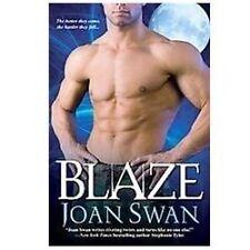 Blaze (Phoenix Rising) by Swan, Joan