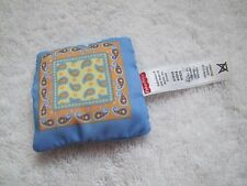 New! FISHER PRICE Loving Family Dollhouse DESIGN PILLOW Living Room Couch Sofa