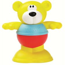 jouet de bain ours Tomy heure bain jaune eau Aqua Fun enfants 71502