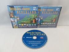 Philips CD-i CDi - Ontdek het Onbekende Nederland / Waterland