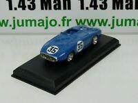 BR22D 1/43 TOP MODEL 24 Heures du Mans 54 : GORDINI T24 S Trintignant/Shell