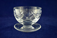 "Waterford Crystal ""KILDARE"" Grapefruit Bowl / Dish – 7.9cms (3-1/8″) Tall"