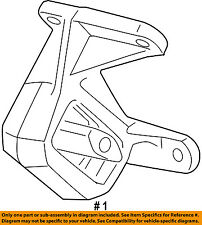 Genuine Chrysler 52013521AB Engine Mount Bracket