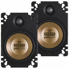 "Polk Audio 4X6"" Plate Speaker 150W max"