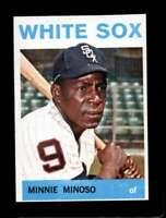 1964 TOPPS #538 MINNIE MINOSO NMMT WHITE SOX UER *SBA4655