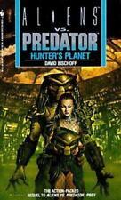 * Aliens vs. Predator: Hunter's Planet by David Bischoff PB V-GOOD COMBINE&SAVE